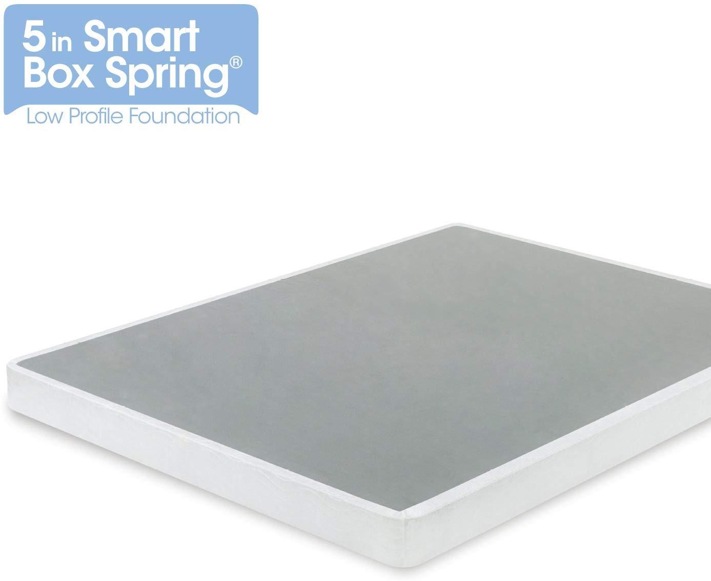 Zinus Armita 5 Inch Low Profile Smart Box Spring